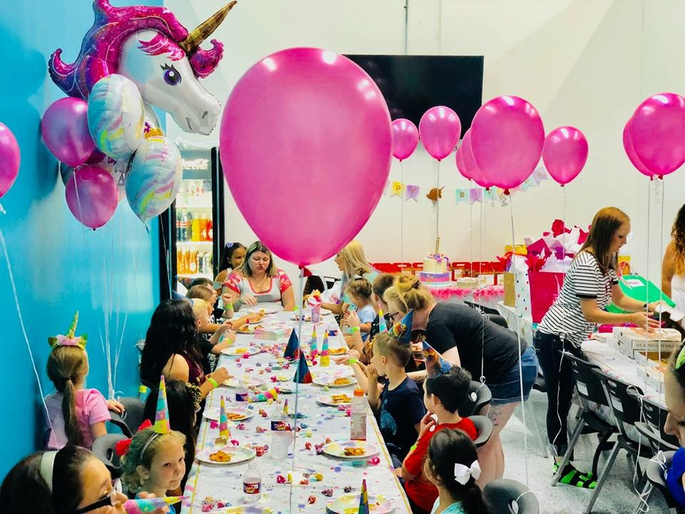 Kids Birthday Party Places In Houston